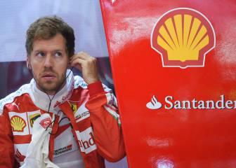 Vettel y su vida en Ferrari: