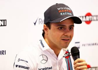 Felipe Massa se retirará de la F1 a final de esta temporada