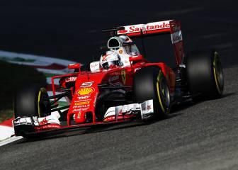 Ferrari estrena motor en casa y se queda sin tokens que gastar