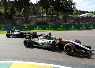 Hülkenberg convencido de que ganarán a McLaren y Williams