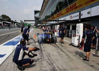 Sauber ficha un nuevo jefe de aerodinámica para reaccionar