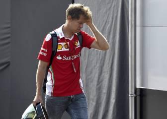Vettel se resigna y admite que Mercedes está en otro mundo