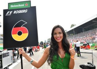La carrera en Monza en imágenes
