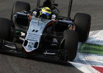 Pérez insinúa que seguirá en Force India el año que viene