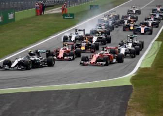 Uno por uno del GP de Italia