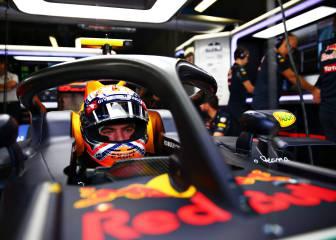 Alonso, Hamilton y un desafío: probar el Halo en Singapur