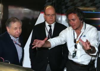 Liberty piensa en Alejandro Agag para la futura Fórmula 1