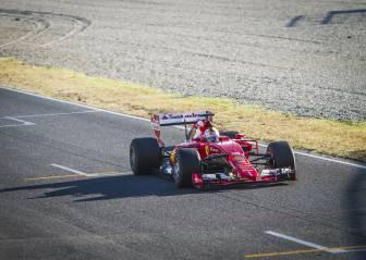 Vettel se da una panzada para probar los Pirelli: 156 vueltas