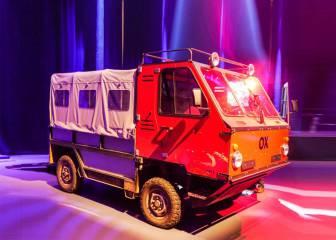 Genio de la F1 crea Ox: camión tipo IKEA para ayudar a África