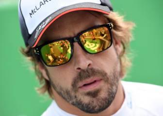 Alonso: Solo en tres carreras no ha sido doblado en 2016