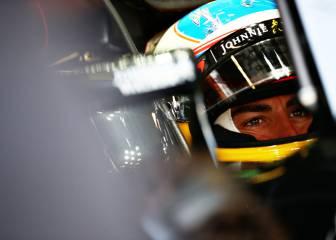 El 2016 de Alonso: lleva casi el triple de puntos que en 2015