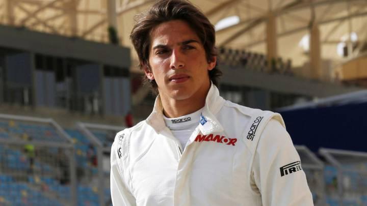 Merhi vuelve al volante del Manor en la cita de Austin