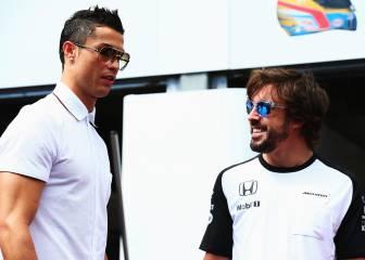 Sueldos F1: Alonso gana 9 millones más que Cristiano