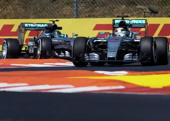 Hamilton es el favorito al título para Button: