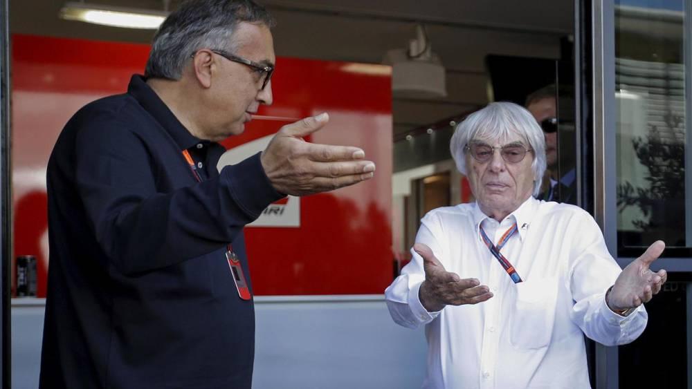 F1 | Ecclestone y Ferrari estallan contra el presidente de Liberty - AS.com