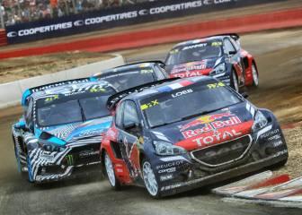 Loeb regresa a España con el Mundial de Rallycross