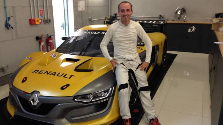 Kubica correrá en la cita de Spa del Renault Sport Trophy