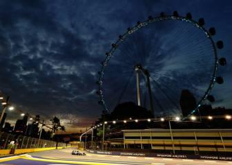 GP de Singapur 2016 de F1 en directo: Clasificación
