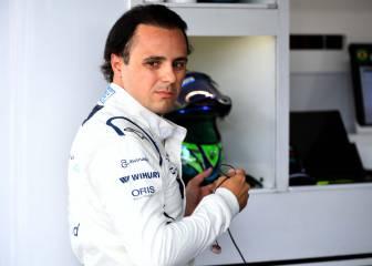 """Massa: """"Alonso y Schumacher han sido los mejores"""""""