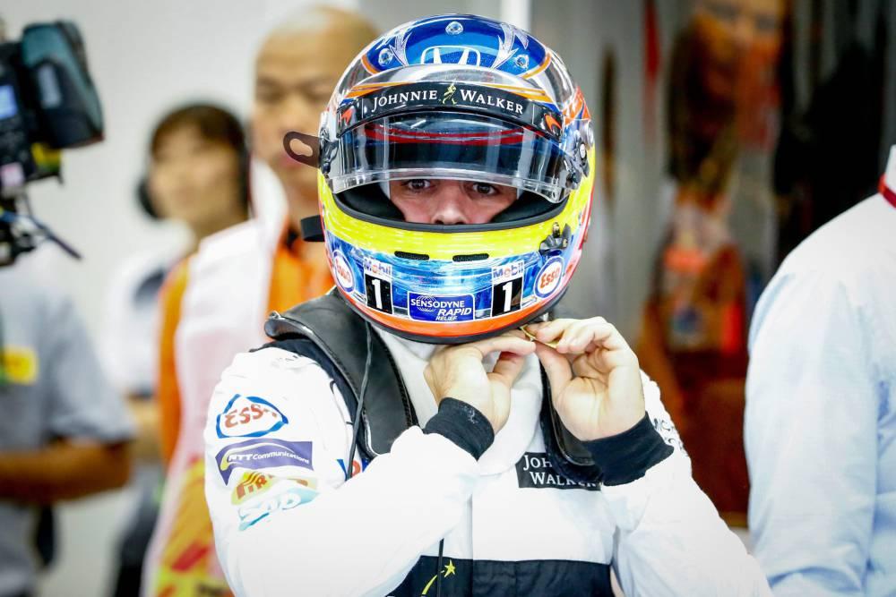 """Fernando Alonso: """"Listo por si surge la oportunidad"""""""
