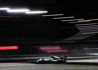 GP Singapur 2016 de F1 en directo: Carrera en Marina Bay