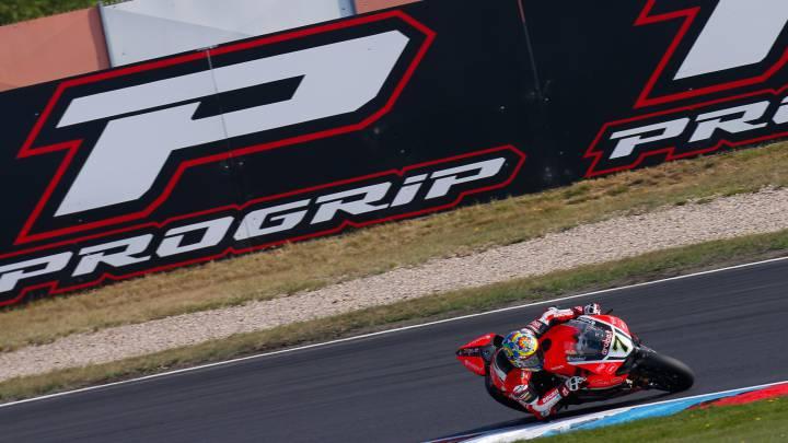 Chaz Davies se impone en la primera carrera de Lausitzring