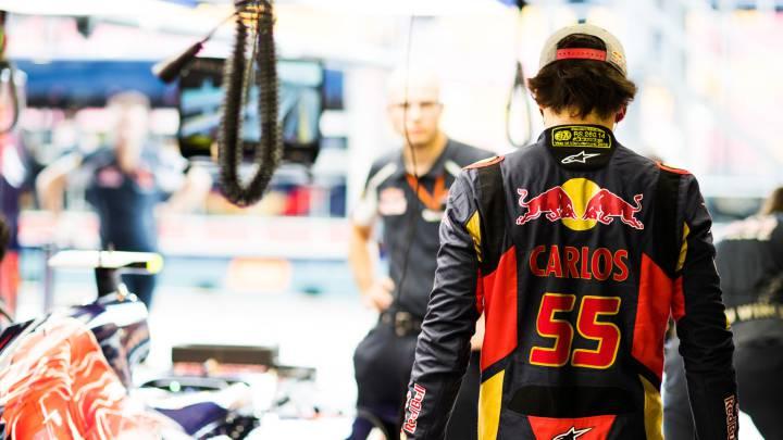 """Carlos Sainz: """"Me quedé con sólo 650 caballos en el coche"""""""