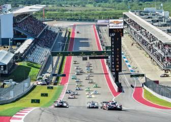 Porsche aprovecha los errores de Audi y vence en Austin