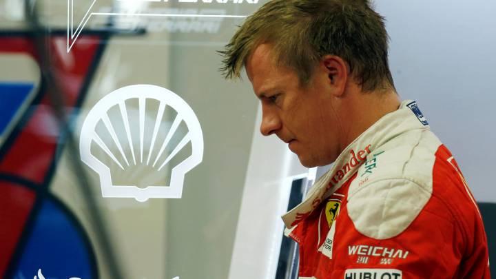 """En Ferrari escurren el bulto con Raikkonen: """"Hicimos lo correcto"""""""