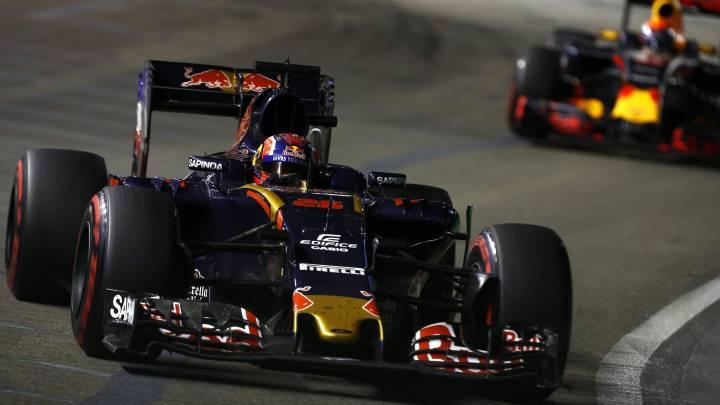 Horner: Kvyat no habría acatado órdenes a favor de Verstappen