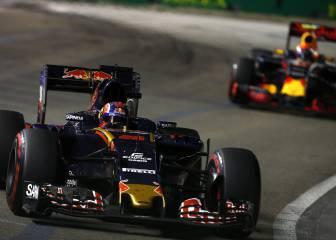 Red Bull: Kvyat no acataría órdenes a favor de Verstappen