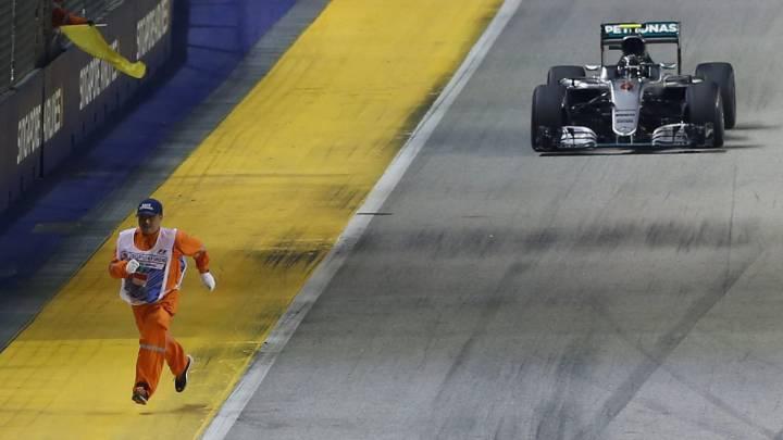 La FIA se quita la culpa del error del comisario de Singapur