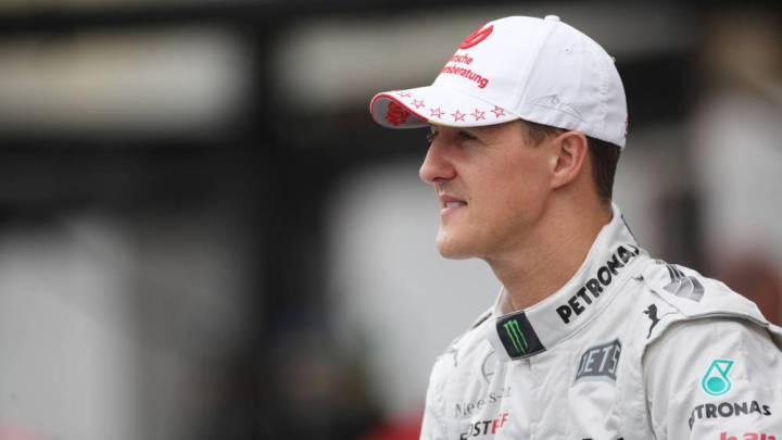 """El abogado de Schumacher: """"Es falso que Michael pueda andar"""""""
