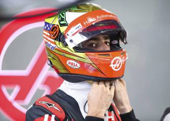 Haas defiende a Gutiérrez: