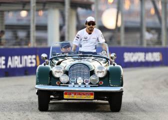 Alonso, ambicioso: