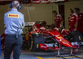 Pirelli y la F1 2017: problemas para evaluar los neumáticos