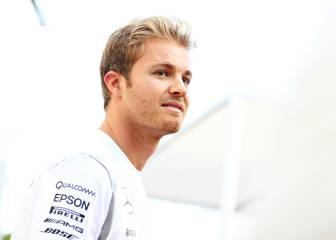 Rosberg, 200 carreras en F1: 5 grandes momentos y 5 malos