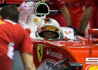 Vettel confía: Ferrari tiene más mejoras para ganar a Red Bull