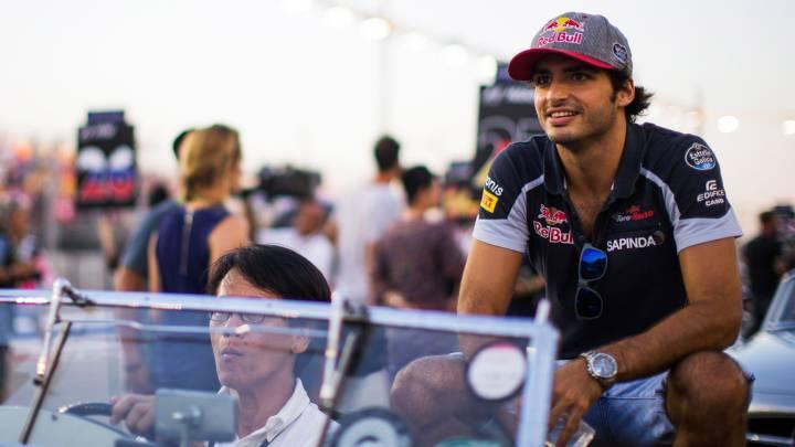 """Sainz: """"Si Red Bull no quiere que me vaya, yo no me voy a ir"""""""