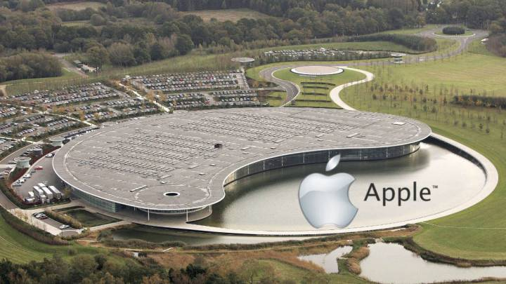 Apple negocia la compra de McLaren, según Financial Times