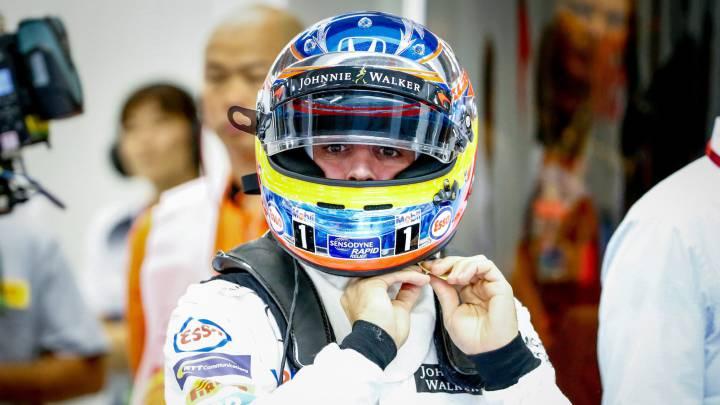 Alonso podría no tener el nuevo motor Honda hasta Austin