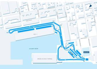 Nueva York ya tiene circuito para la Fórmula E: Brooklyn