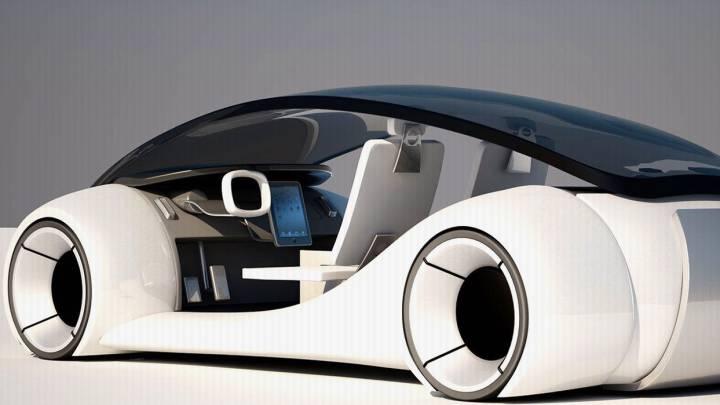 El iCar de Apple busca ayuda en McLaren para batir a Tesla