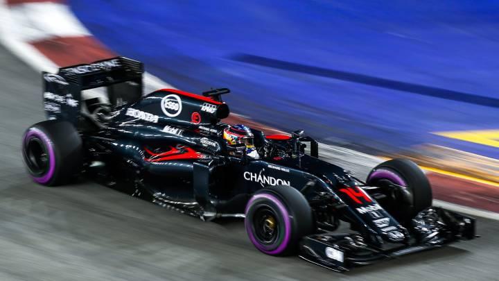 Los números avalan el avance de McLaren Honda en 2016