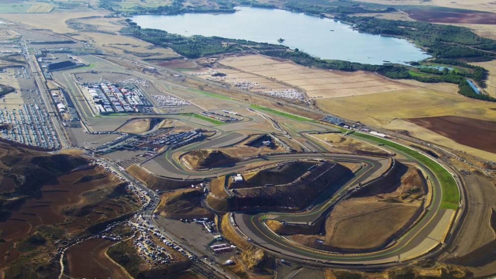 Circuito Alcañiz : Motogp : motogp seguirá corriendo en alcañiz al menos hasta 2021