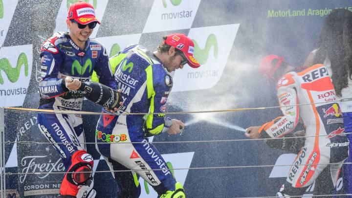 Las 10 curiosidades del GP Aragón MotoGP en MotorLand