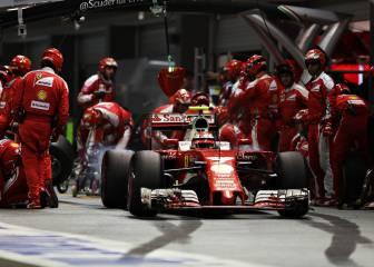 Problemas en Ferrari: