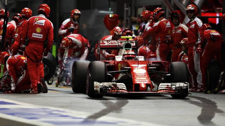 "Problemas en Ferrari: ""2017 se basa en las ideas de Allison"""