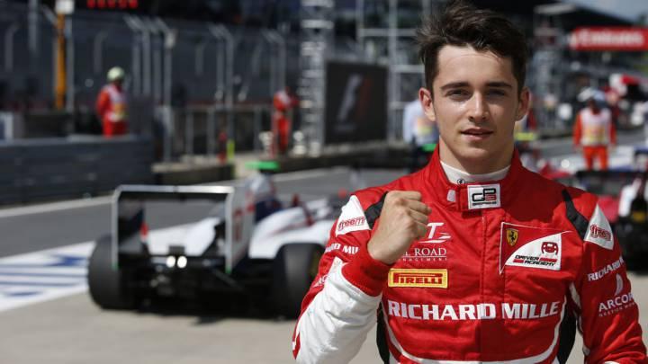 Leclerc sin F-1 en Malasia... por un cambio de horarios