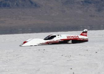 ¿Falta punta en McLaren? Récord de velocidad de Honda